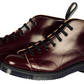 FRED PERRY:  THE GEORGE COX MONKEY BOOT