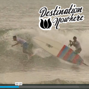 CIBOLA DESTINATION NOWHERE SURF & SKATE (VIDEO TEASER)