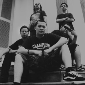 NEW SINGLE FROM STAND OFF (JAKARTA HARDCORE): AMARAH