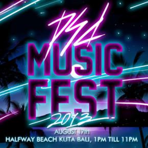 PSD MUSIC FEST 2013