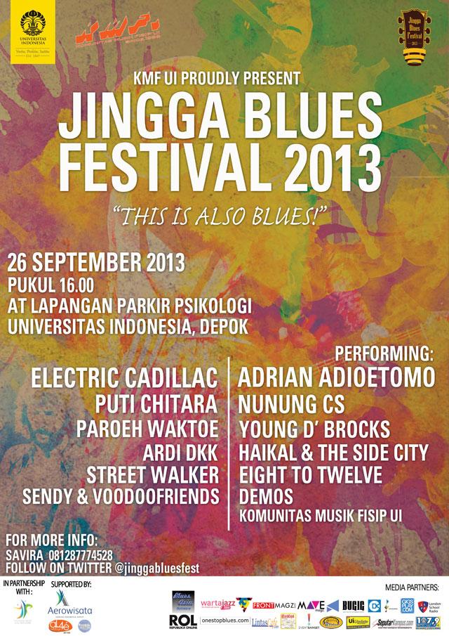 JINGGA-BLUES