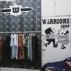 SHOP REVIEW // WARRIORS SHOP