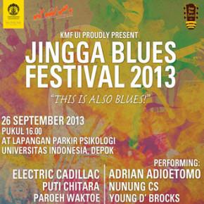 JINGGA BLUE FESTIVAL 2013