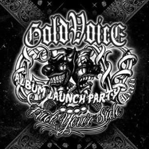 GOLDVOICE 1ST ALBUM LAUNCH PARTY