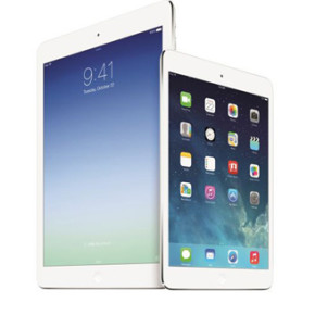 Apple's iPad Air is Thinner, Lighter and Features Retina Display