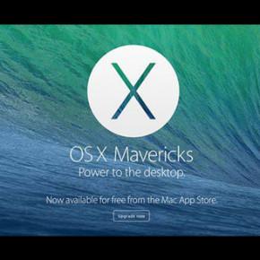 OSX MAVERICKS: THE NEW APPLE OPERATING SYSTEM