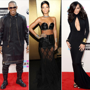 AMAs 2013 // BEST AND WORST DRESSED