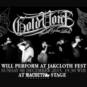 GOLDVOICE // MACBETH ELEVEN YEARS STRONG