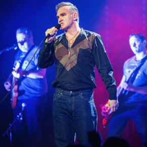 MORRISSEY // 'SATELLITE OF LOVE' SINGLE