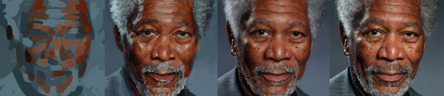Kyle-Lambert-Morgan-Freeman-Finger-Painting-Stages