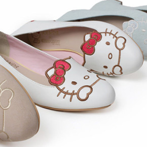 THE RANDA X HELLO KITTY HEELS