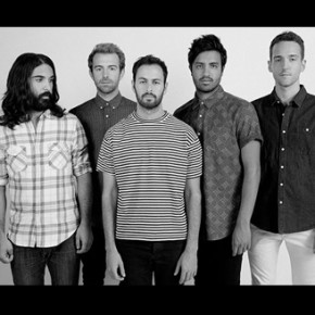 "YOUNG THE GIANT // ""MIND OVER MATTER"" ALBUM"