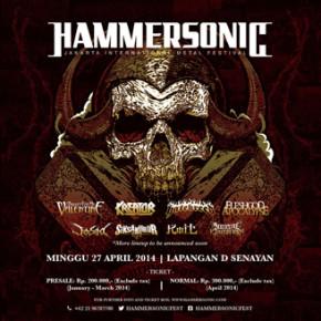 HAMMERSONIC FESTIVAL 2014