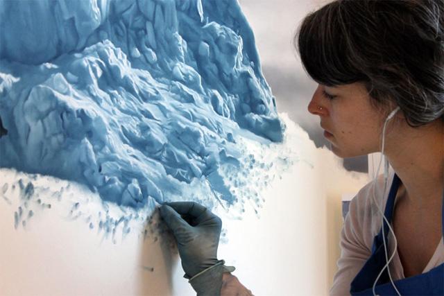 Lukisan surealis digital yg edun eling !