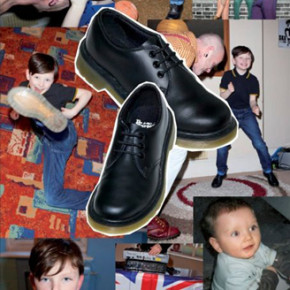 MINI DR. MARTENS SS14 BOOTS COLLECTION FOR KIDS