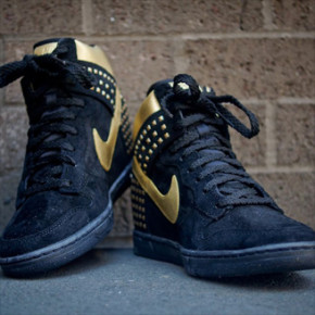NIKE DUNK SKY HI STUDS FOR HER