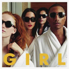 "PHARRELL // ""G I R L"" NEW ALBUM"