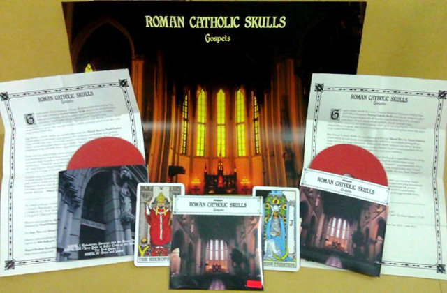 Roman-Catholic-Skulls---Gospels-(album-packaging)