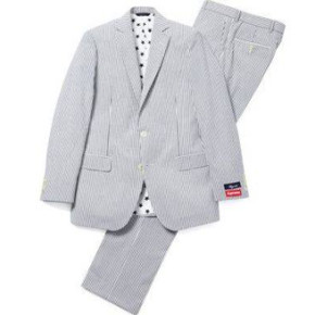 BROOKS BROTHERS x SUPREME // FITZGERALD SEERSUCKER SUIT