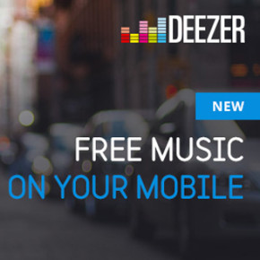 DEEZER // FREE MUSIC PLAYER