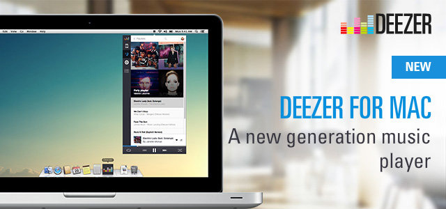 Deezer-for-Mac