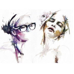 FLORIAN NICOLLE // MIXED MEDIA ILLUSTRATIONS