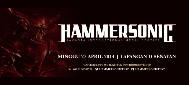 THE EXCITEMENT OF EXPERIENCE HAMMERSONIC FESTIVAL (UPDATED)