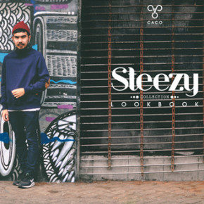 "CACO // ""STEEZY"" COLLECTION LOOKBOOK"