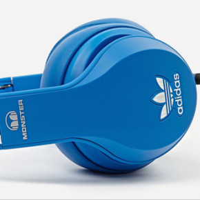 THE MONSTER X ADIDAS HEADPHONES