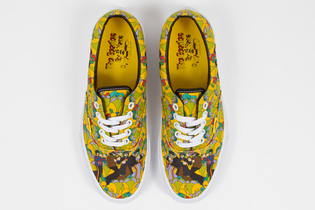 The-Beatles-Yellow-Submarine-by-Vans_Era_Garden-True-White_Spring-2014_2