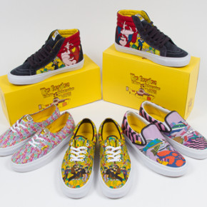 VANS x THE BEATLES // AVAILABLE IN INDONESIA