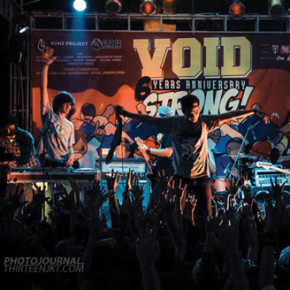 VOID 6TH ANNIVERSARY STRONG