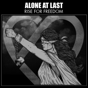 SINGLE BARU ALONE AT LAST* // RISE FOR FREEDOM