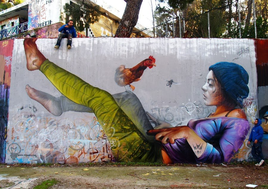 Street-Art-by-Pichi-and-Avo-in-Athens-Greece