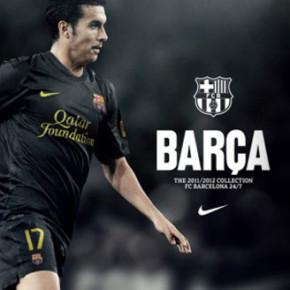 NIKE X FC BARCA // TEKNOLOGI DRY-FIT RAMAH LINGKUNGAN