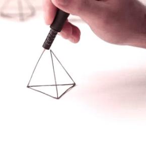 THE LIX 3D PEN // PENDATANG BARU TEKHNOLOGI CETAK 3D