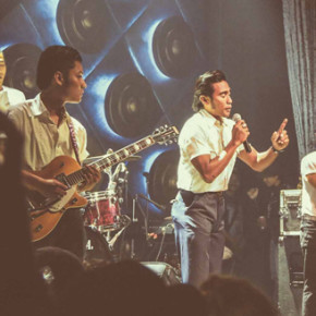 THE HYDRANT // PIONIR BAND ROCKABILLY ASAL BALI