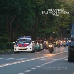 BALI MODS MAY DAY 2014 // APRESIASI BAGI PARA KELAS PEKERJA