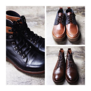 BORNEST FOOTWEAR // LEATHER-FOOTWEAR FROM INDONESIA