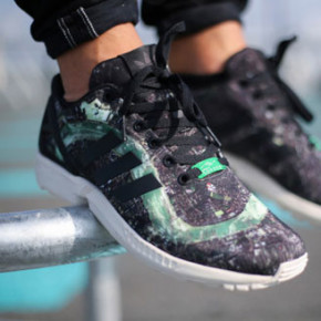 "ADIDAS ZX FLUX // ""LONDON"" SERIES"
