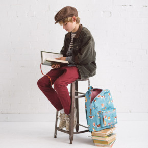 KIDS COLLECTION // HERSCHEL SUPPLY CO. FALL 2014