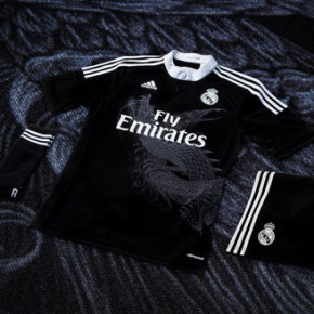 REAL MADRID THIRD KIT & ADIZERO F50 CLEAT // ADIDAS LAUNCHED YOHJI YAMAMOTO DESIGN