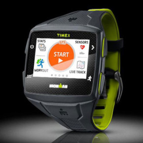 STAND-ALONE SMARTWATCH // TIMEX IRONMAN ONE GPS+