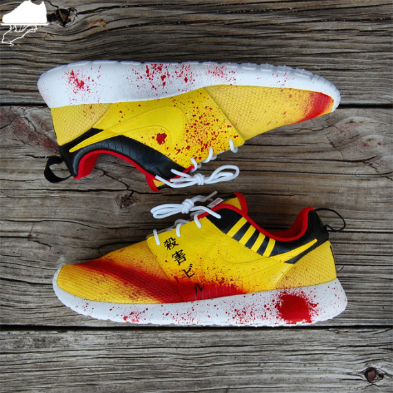 nike-roshe-run-kill-bill-customs-by-gourmetkickz-03-570x570