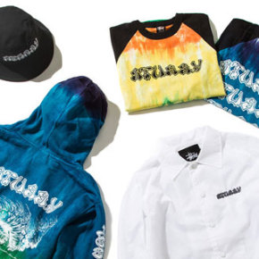 CAPSULE COLLECTION // WES HUMPSTON x STUSSY