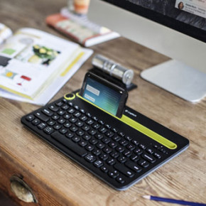 MAVE ON GADGET // LOGITECH BLUETOOTH MULTI-DEVICE KEYBOARD