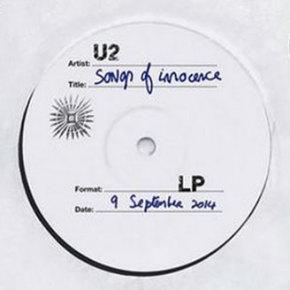 SONGS OF INNOCENCE // ALBUM BARU U2 GRATIS BAGI PENGGUNA iTUNES