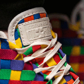 COLOR WEAVE // CONVERSE CHUCK TAYLOR ALL STAR