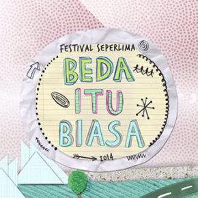 BEDA ITU BIASA // FESTIVAL SEPERLIMA 2014