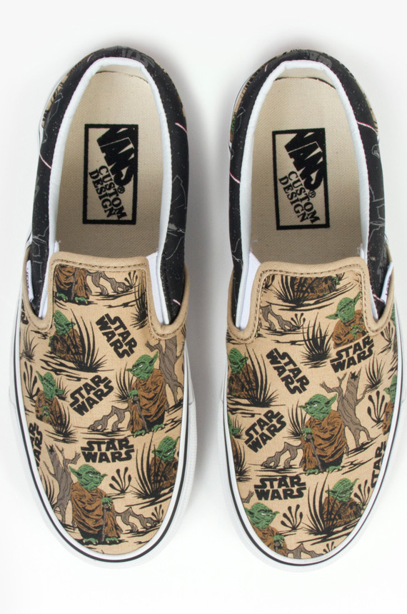 star-wars-vans-customs-slip-on-limited-edition-darth-vader-yoda-prints-05